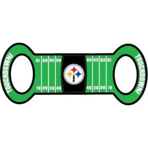 Pittsburgh Steelers Field Tug Toy - 1