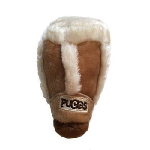 Pugg Boot Plush Dog Toy - 3