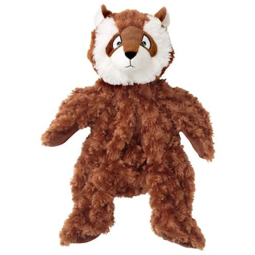 Raccoon Mountain Rascals Plush Dog Toy - Plush Dog Toys - 1
