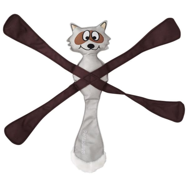 Raccoon Pentapull Dog Toy - 1