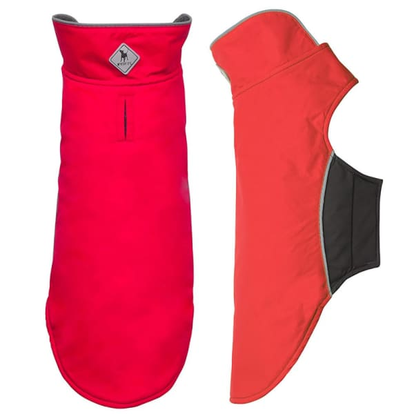 Red Apex Jacket for Dogs - Dog Jackets & Coats - 3