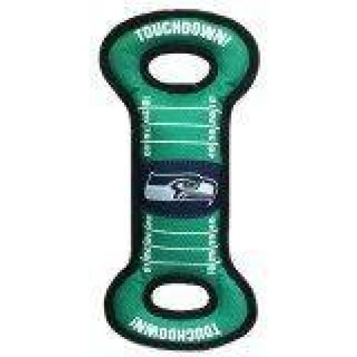 Seattle Seahawks Tug Toy - 1