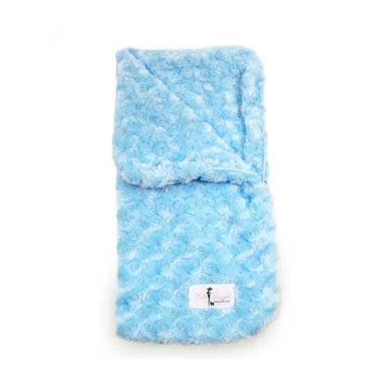 Snuggle Pup Sleeping Bag Blue by Hello Doggie - 2