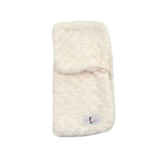 Snuggle Pup Sleeping Bag Cream by Hello Doggie - Dog Blankets - 1