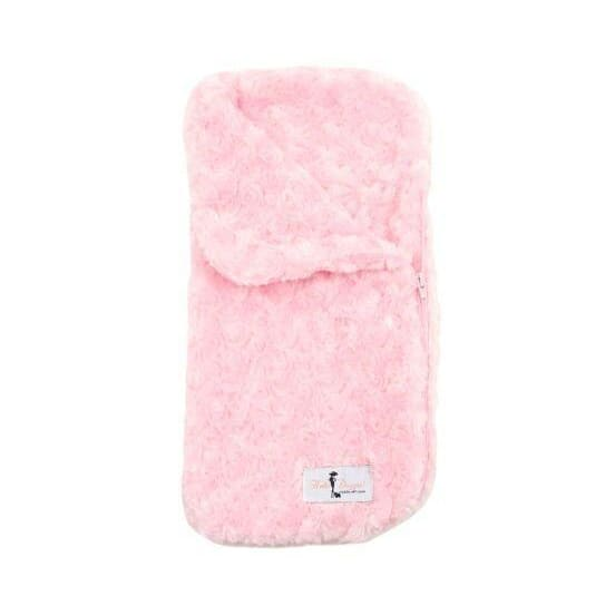 Snuggle Pup Sleeping Bag Pink by Hello Doggie - Dog Blankets - 1