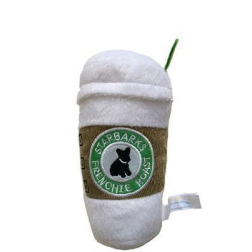 Starbarks with Lid Plush Dog Toy - 2