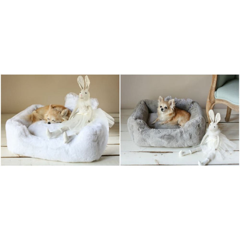 The Divine Dog Bed by Hello Doggie White - 5