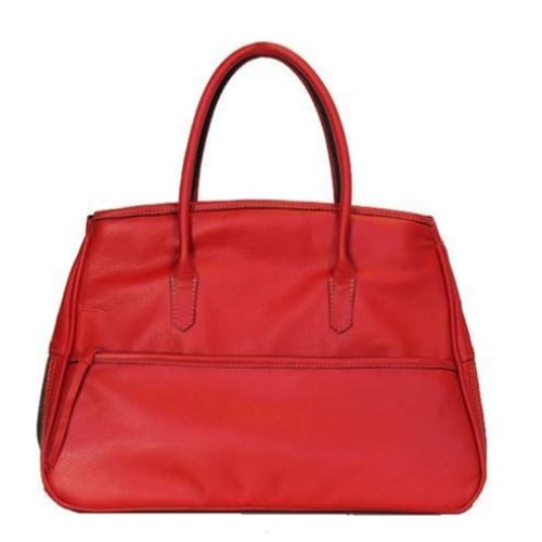 The Katie Bag in Red - 3