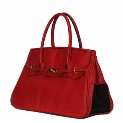 The Katie Bag in Red - 2
