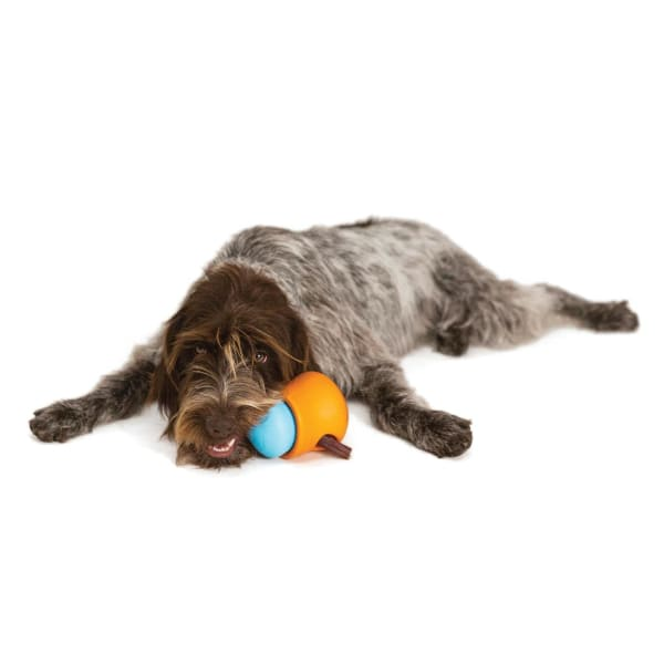 Toppl Treat Dog Toy - Indestructible & Tough Dog Toys - 4