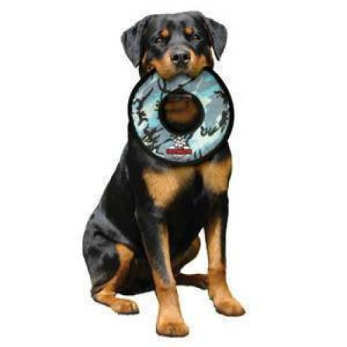 Ultimate Ring Tuffy Dog Toy - Indestructible & Tough Dog Toys - 1