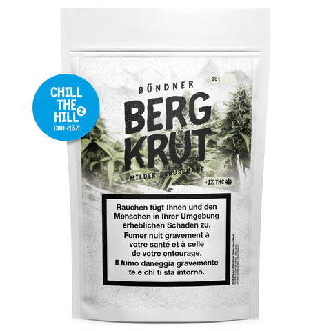 Bergkrut Chill The Hill II 20 g Blüten