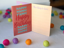 Load image into Gallery viewer, birthday party decorations