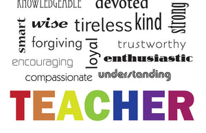 nice notes for teachers | thank you note for teacher appreciation week
