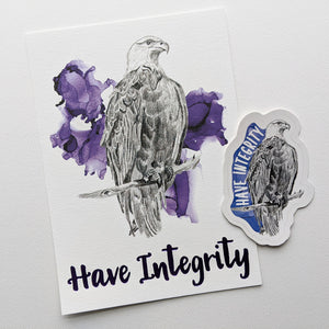 gift set | have integrity eagle