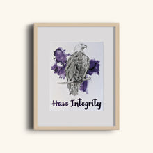 Load image into Gallery viewer, gift set | have integrity eagle