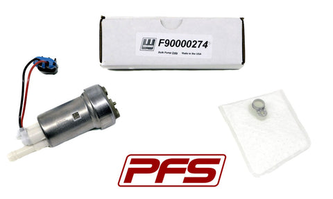 Walbo F9000274 E85 compatible fuel pump