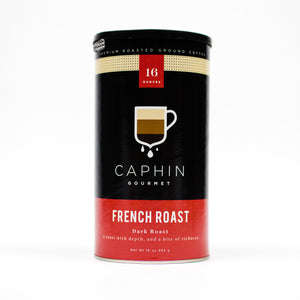 Caphin - French Roast (Ground Coffee)