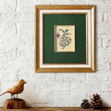 Persian Art Whirling Dervish Painting, Rumi Poetry Quote 'Be like death for the rage and anger', Persian Calligraphy Inspirational Wall Art - islamicartstore.com