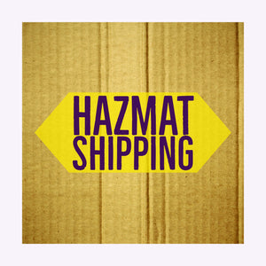 Hazardous Material Shipping Fee