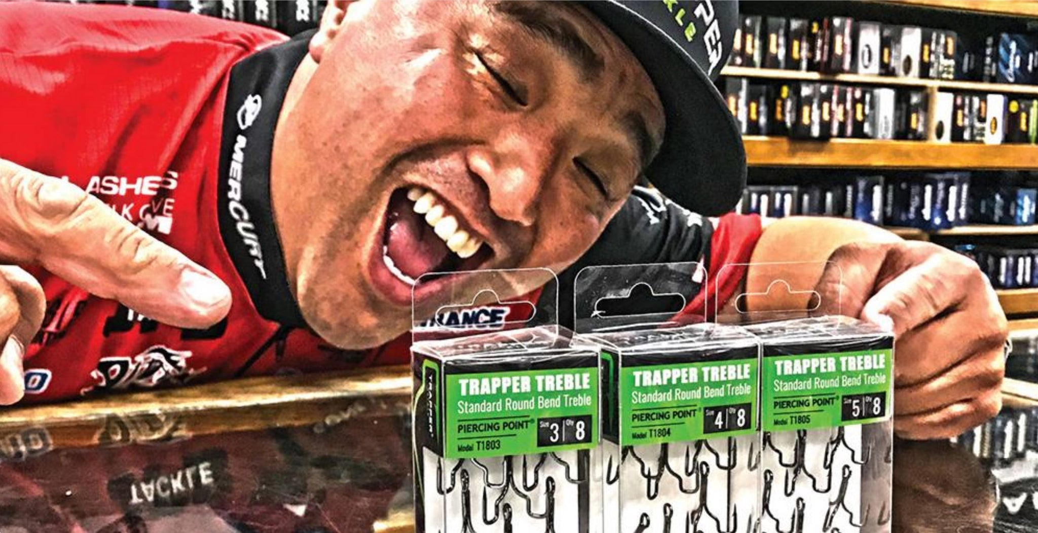 Bass Angler Magazine - Tackle Talk of 2018: Trapper Tackle