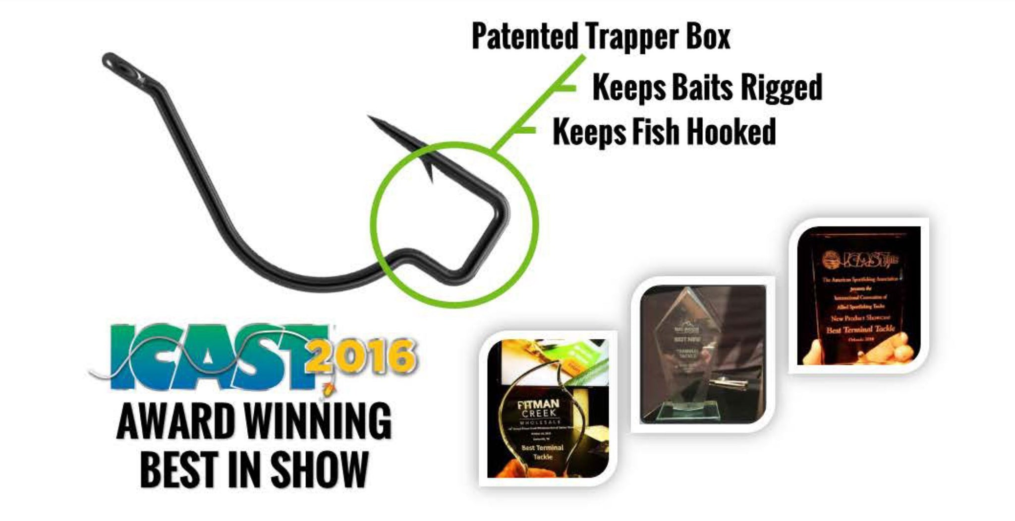 Manteca Bulletin – Trapper Tackle Gets Two Big Thumbs Up