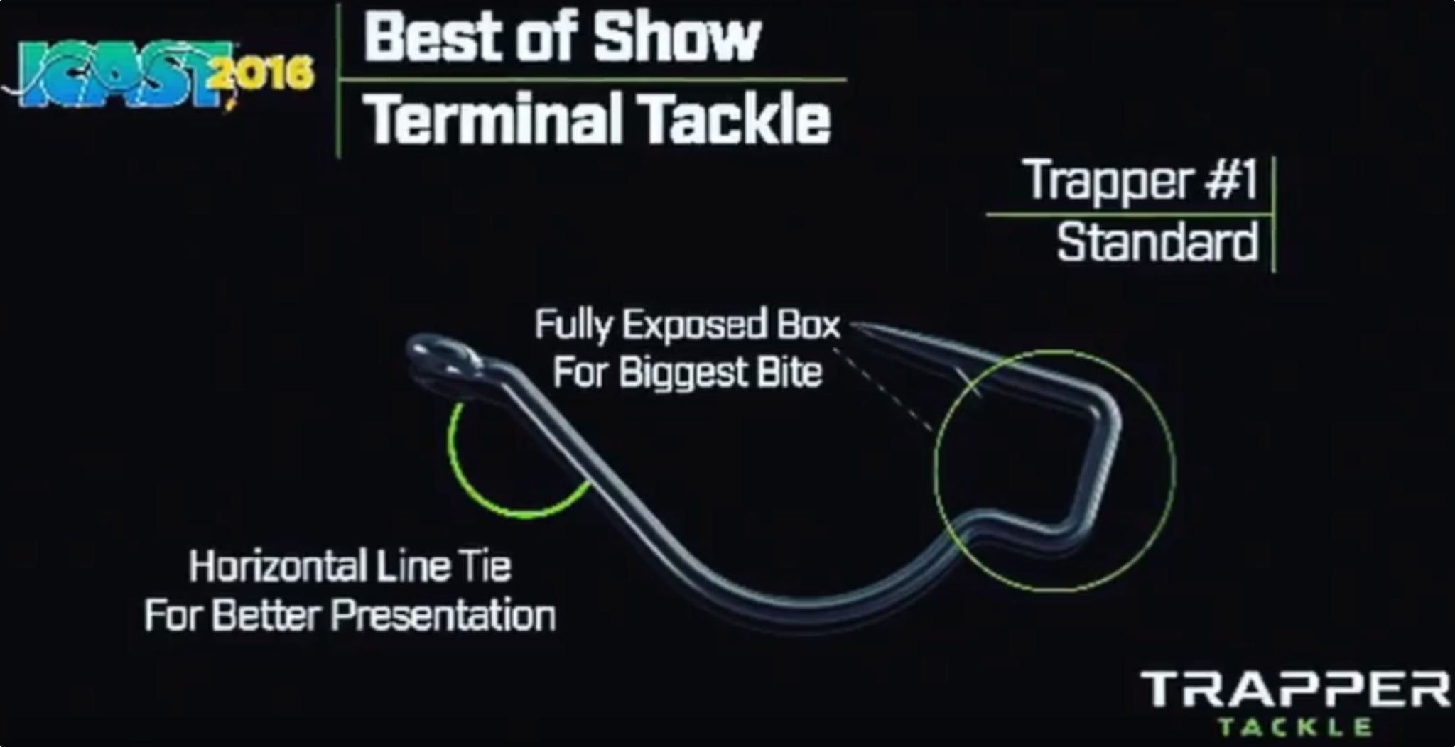 Fishing World – Trapper Tackle Scores Huge Upset with ICAST Best in Show