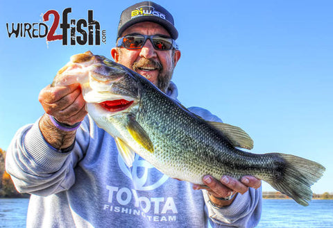 Trapper tackle icast best of show award winning fishing for Wired 2 fish