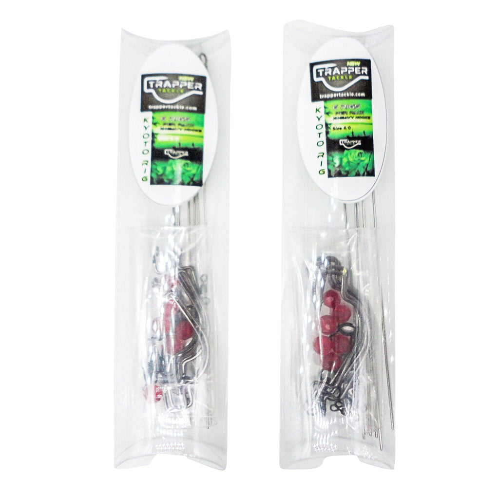 Kyoto Rig Related Trapper Tackle LLC 6-pack 3/0