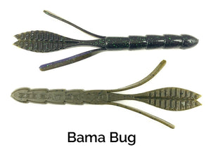 Zee Bait Bamboo Bomber Related Trapper Tackle LLC Bama Bug