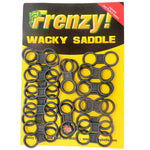 Frenzy Baits Perfect Wacky O-Rings and Wacky Saddles Related Frenzy Baits Wacky Saddle Refill Large