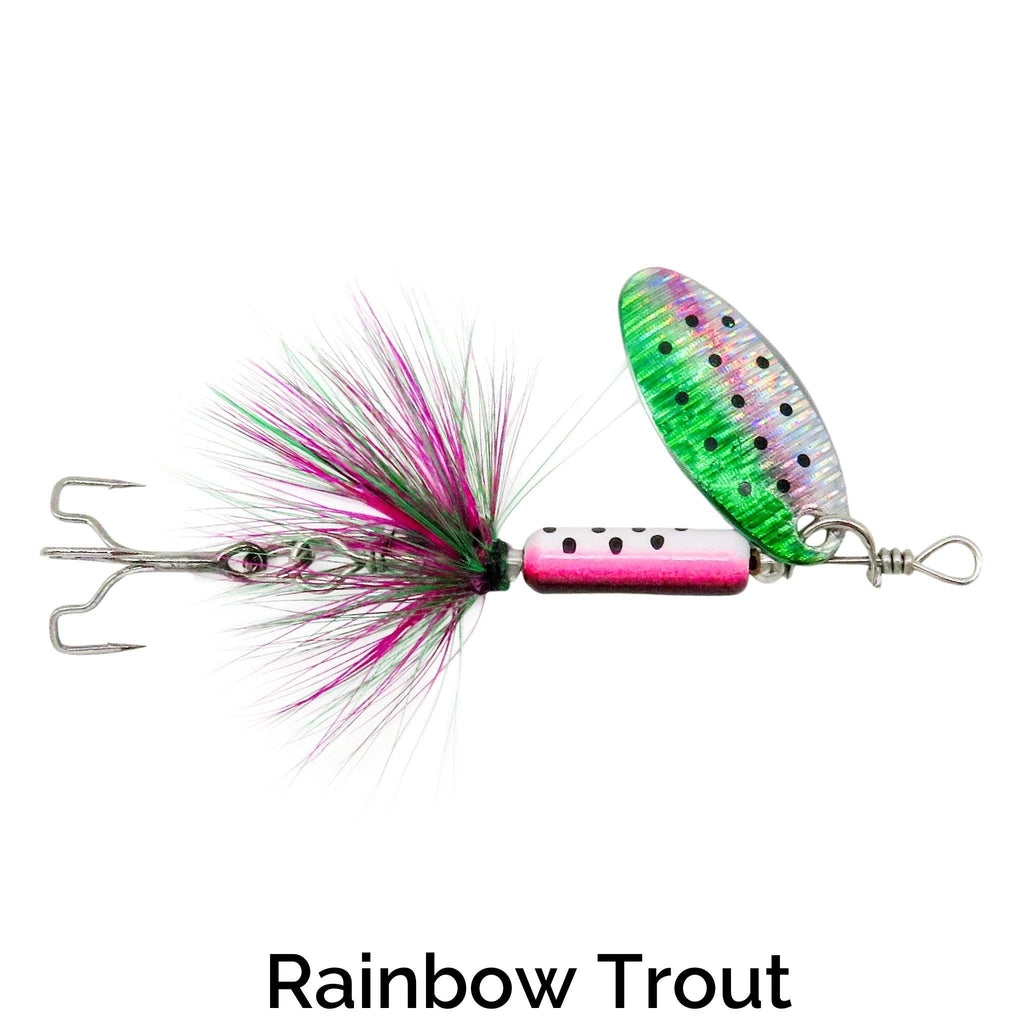 Trapper Tail Spinner Related Trapper Tackle LLC Rainbow Trout