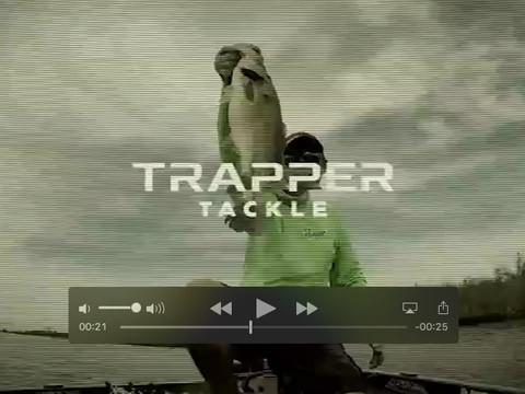 Trapper Tackle Pre-Launch 2016 Video