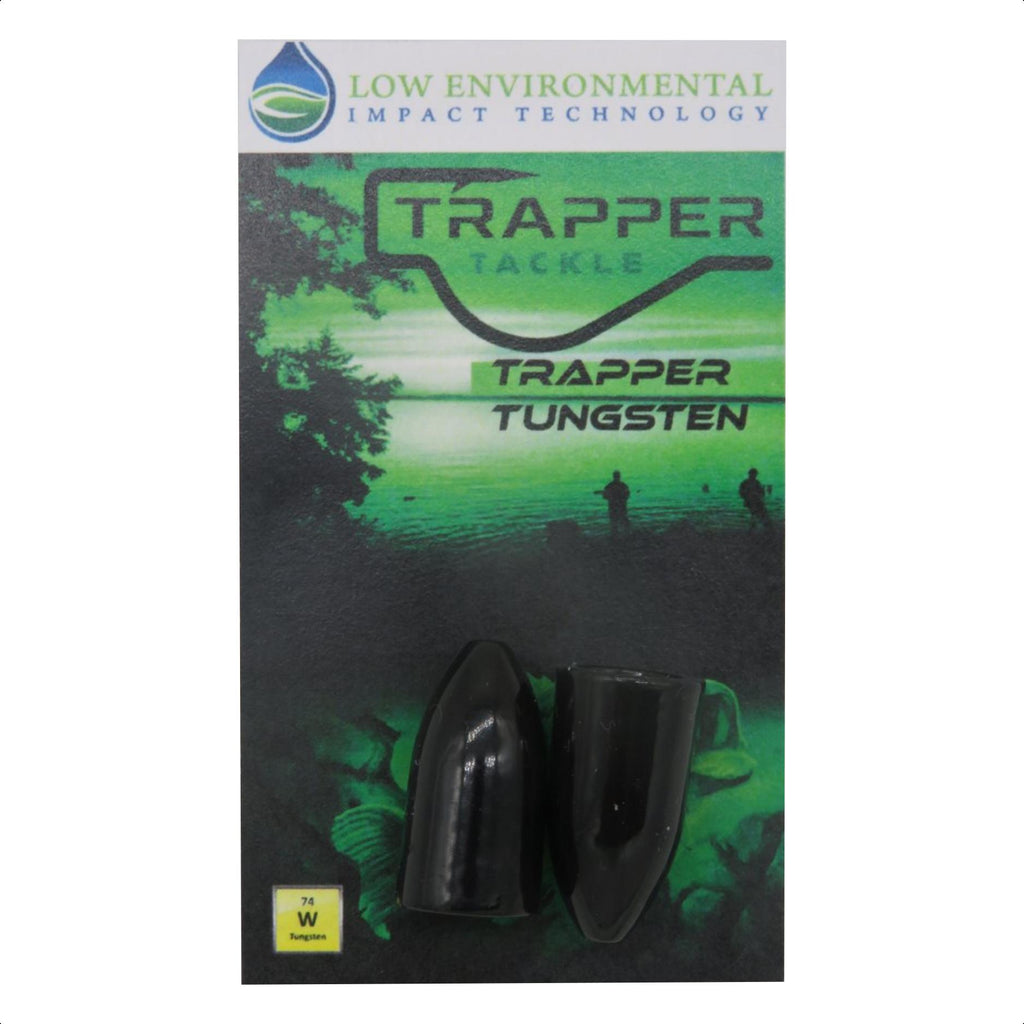 Tungsten Flipping Weights Related Trapper Tackle LLC