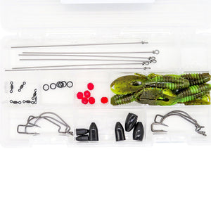 Kyoto Rig Related Trapper Tackle LLC Kit Green