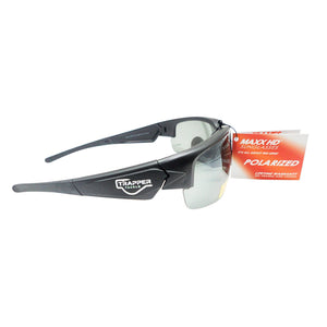 Trapper Elite Sunglasses Sunglasses TrapperTackle Grey