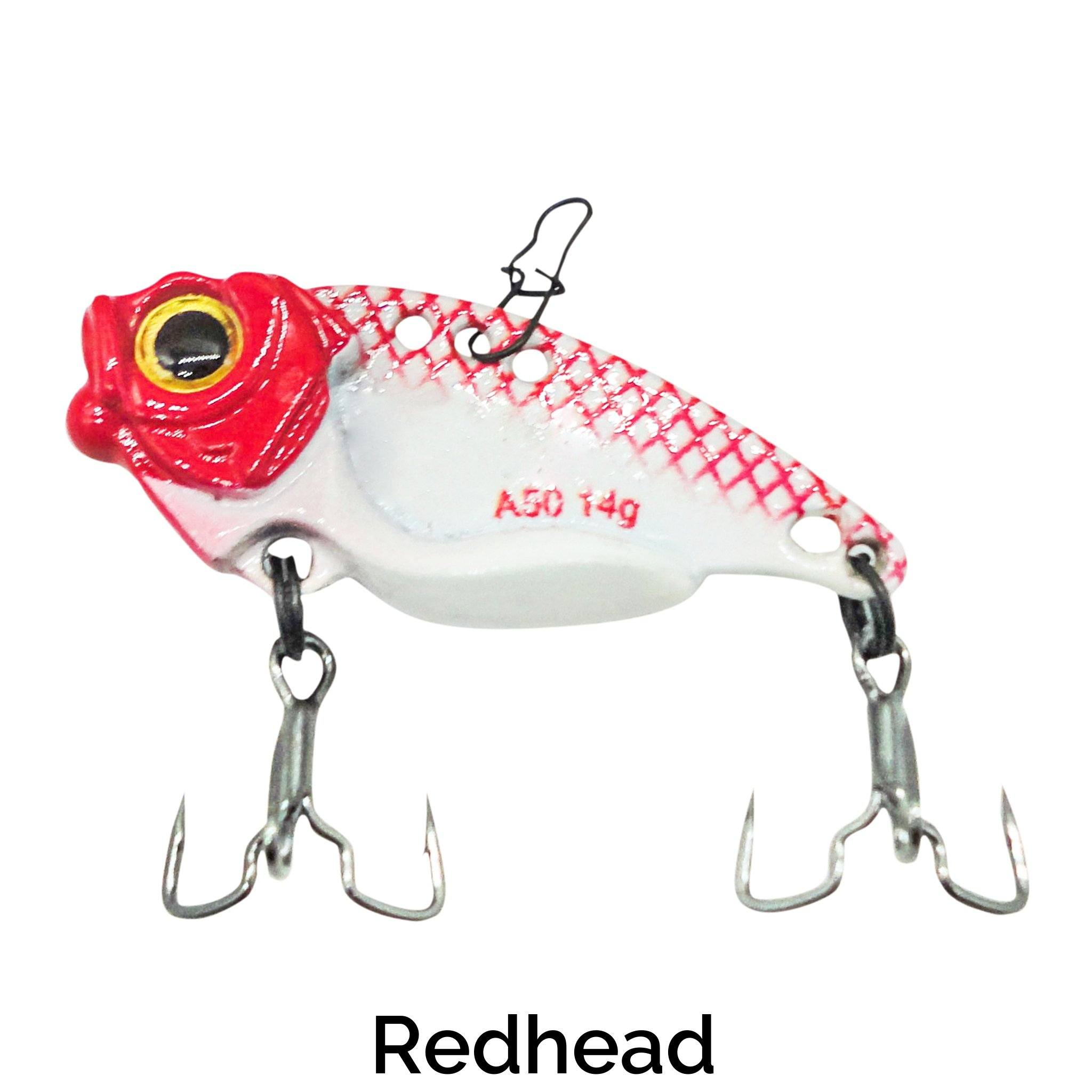 Trapper Blade Bait Related Trapper Tackle LLC Redhead
