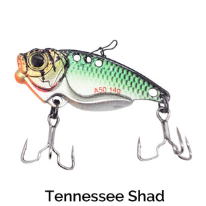 Trapper Blade Bait Related Trapper Tackle LLC Tennessee Shad
