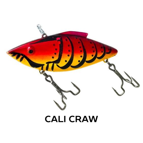 Rat-L-Trapper Hard Baits TrapperTackle Cali Craw