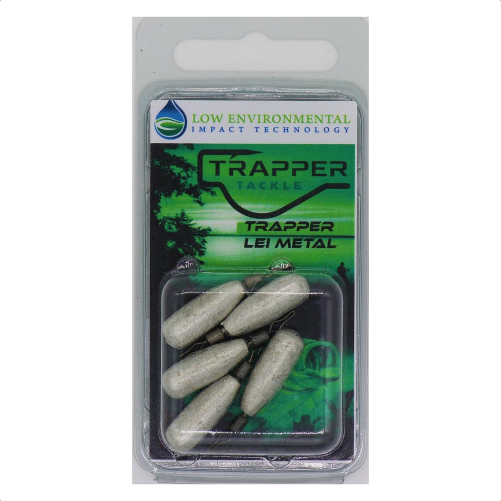 LEI Dropshot Weights Related Trapper Tackle LLC 1/4 oz