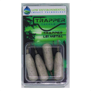 LEI Dropshot Weights Related Trapper Tackle LLC 1/2 oz
