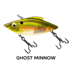 Rat-L-Trapper Hard Baits TrapperTackle Ghost Minnow