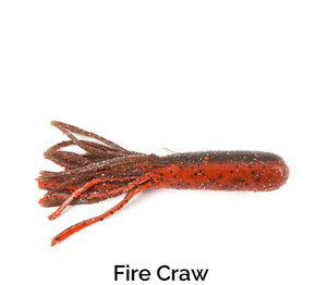 Zee Bait Tubes Related Trapper Tackle LLC Fire Craw