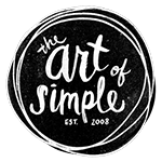 The Art of Simple Page 1 Books