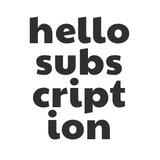 Hello Subscription