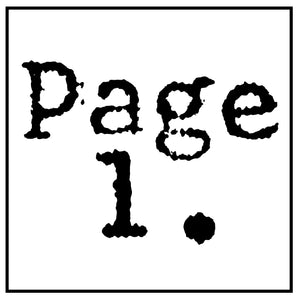 Page One Books