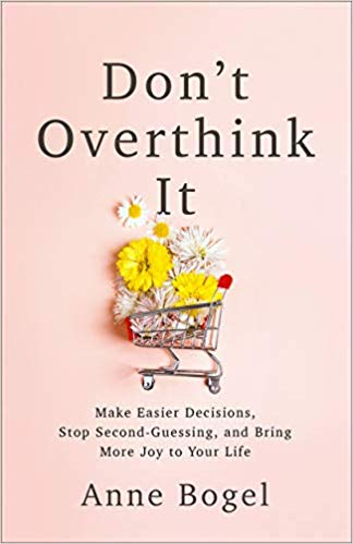 Don't Overthink It:  An Evening with Anne Bogel