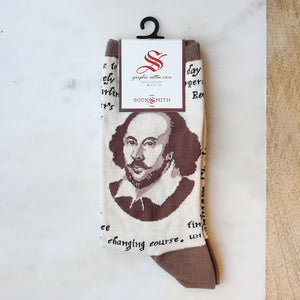 Shakespeare Socks