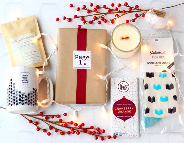 LIMITED EDITION 2018 Cozy Reader Bundle Gift Box