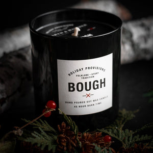 Bough Candle